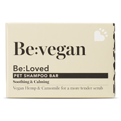 Be:vegan pet shampoo